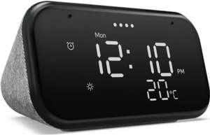 """Réveil connecté avec écran 4"""" Lenovo Smart Clock Essential - Compatible Google Assistant (24.99€ avec RAKUTEN5 + 0,75€ en RP) - Boulanger"""