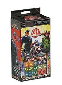 Pack de démarrage Marvel Dice Masters - Starter Age of Ultron