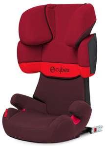 Siège Auto Solution X-Fix - Groupes 2/3 Rouge