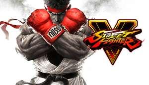 Street Fighter V sur PC (Dématerialisé)