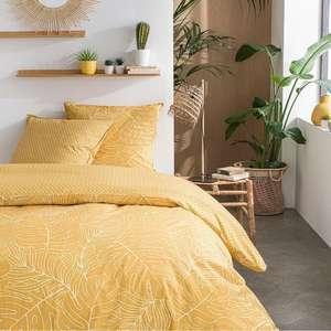 Parure de lit en coton Sunshine 5.59 - 2 personnes, 220 x 240 cm