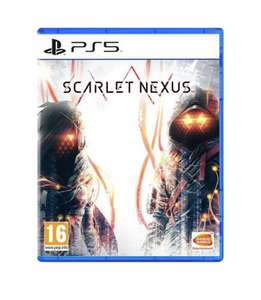 Scarlet Nexus sur PS5 (+5€ en RP)