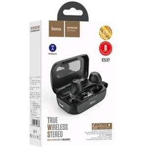 Ecouteurs sans-fil Hoco ES37 - Noir (Vendeur tiers)