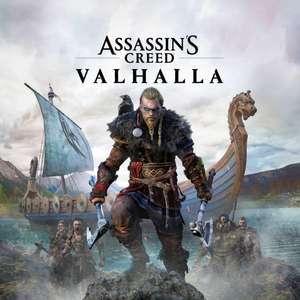 Assassin's Creed Valhalla sur PS4 & PS5 (Dématérialisé - Store BR)