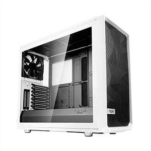 Boitier PC Fractal Design Fractal Meshify S2 Blanc Verre Trempé