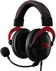 Casque audio filaire HyperX Cloud II (rouge) - avec micro