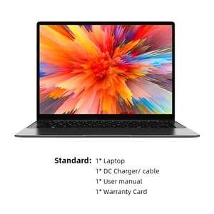 "PC portable 14"" Chuwi CoreBook X - 2160x1440, i5-8259U, 8 Go de RAM, 512 Go en SSD, Windows 10, QWERTY (429,74€ avec le code FRAUG030)"