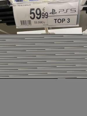 Jeu Spider-Man Miles Morales sur PS5 - Mont Saint Martin (54)