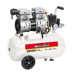 Compresseur à air silencieux Mecafer (24L) - Laval (53)