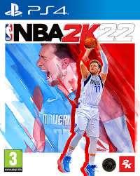[Précommande] Jeu NBA 2k22 sur PS4