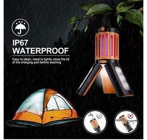 Lampe / Lanterne anti-moustiques - Étanche IP67 (vendeur tiers)
