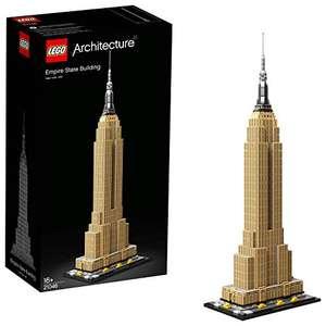 Jeu de construction Lego Architecture - Empire State Building (21046)