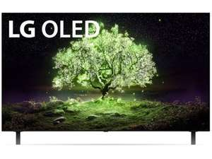 """TV OLED 65"""" LG OLED65A1 (2021) - 4K UHD, Smart TV, Dolby Vision IQ et Atmos (Frontaliers Suisse)"""