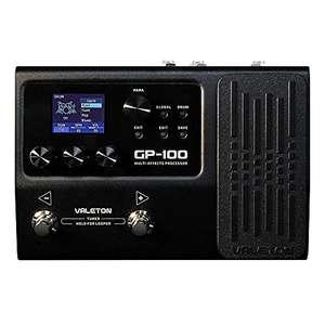 Pédale Multi-effets guitare, basse et acoustique Valeton GP100 (Vendeur Tiers)