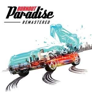 Burnout Paradise Remastered sur Switch (dématérialisé)