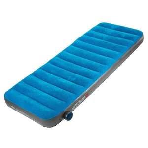 Matelas gonflable de camping Quechua Air Seconds - 80 cm, bleu (vendeur tiers, Decathlon)