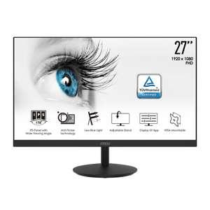 """Écran PC 27"""" MSI Pro MP271 - full HD, LED IPS, 60 Hz, 5 ms (+ 3.34€ en Rakuten Points)"""