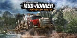 MudRunner - American Wilds Edition sur Nintendo Switch (Dématérialisé)