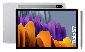 "Tablette tactile 11"" Samsung Galaxy Tab S7 SM-T870 - Wi-Fi, 128 Go, Argent mystique"