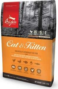 Paquet de Croquettes Orijen Cat & Kitten - 5.4 kg