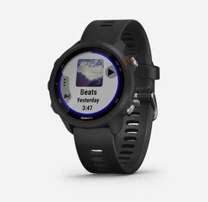 Montre connectée GPS Garmin forerunner 245 Music - noir (Taille L)