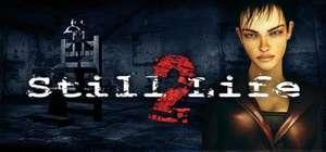 Jeu Still Life 2 gratuit sur PC (Dématérialisé, DRM-Free)