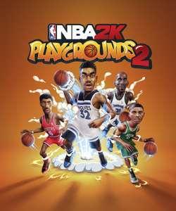 NBA 2K Playgrounds 2 sur Nintendo Switch (Dématérialisé)