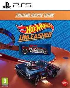 Précommande : Jeu Hot Wheels Unleashed - Challenge Accepted Edition sur PS5