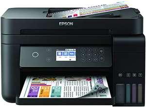 Imprimante multi-fonction à jet d'encre Epson EcoTank ET-3750 (vendeur tiers)