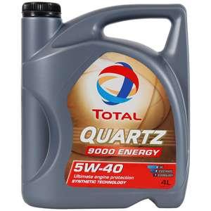 Huile moteur Total Quartz 5W-30 9000