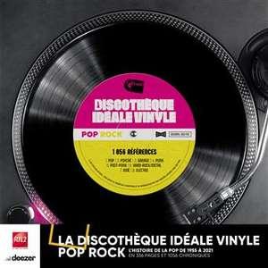 [Adhérents] Livre Discothèque Idéale Vinyle Pop Rock 2021