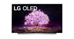 "TV 48"" LG OLED 48C1 2021 - 4K UHD, Dolby Vision & Atmos, Smart TV"