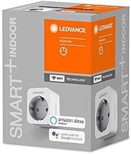 Lot de 4 prises connectées Ledvance Smart+, WiFi (Via coupon)