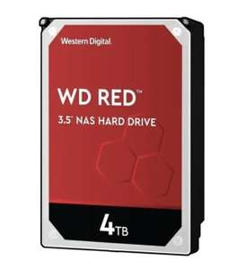 """Disque dur interne 3.5"""" Western Digital WD Red SATA III (WD40EFAX) - 4 To, Cache 256 Mo, 5400 tpm"""