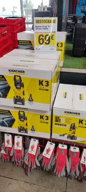 Nettoyeur à pression Karcher K3 + Wash Brush (Aigues Vives-30-34)