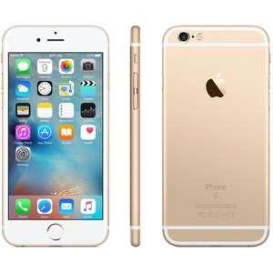 """Smartphone 4.5"""" Apple iPhone 6 - 16 Go, Or (Reconditionné - Premium)"""