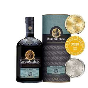 Bouteille de Whisky Bunnahabhain Islay Stiuireadair - 700 ml (35.34e avec les -15% de Prevoyez et Economisez )