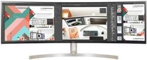 "Ecran PC 49"" LG UltraWide 49WL95C-WE - 5K, 32/9, IPS, 60 Hz, 5 ms,"
