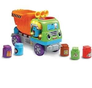 Jouet Mon camion benne des découvertes - Vtech Baby