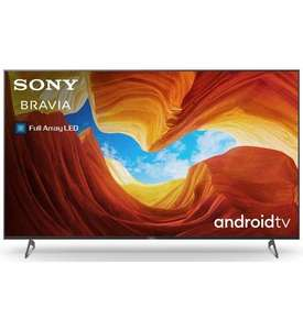 """TV LED 55"""" Sony KD55XH9005 - 4K UHD, Android TV (Vendeur tiers)"""