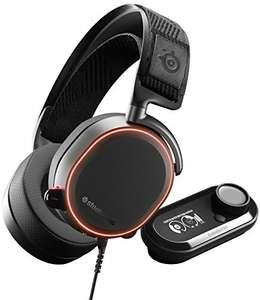 Casque audio filaire SteelSeries Arctis Pro + GameDAC - blanc