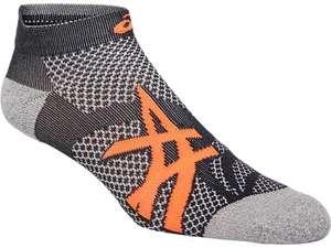 Lot de 2 paires de chaussettes Asics Distance Run Ped Sock - Tailles au choix