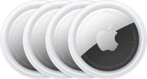 Pack de 4 trackeurs Apple AirTag - Blanc (Frontaliers Belgique)