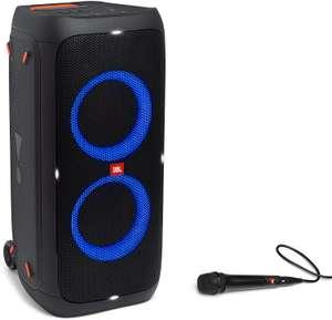 Pack JBL Partybox 310MC : Enceinte sans fil JBL Partybox 310 + Microphone dynamique JBL PBM100