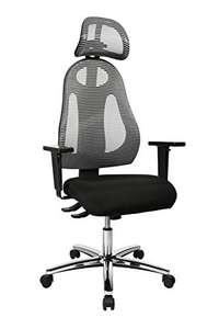 Fauteuil de Bureau ergonomique - Topstar Free Art Chrom