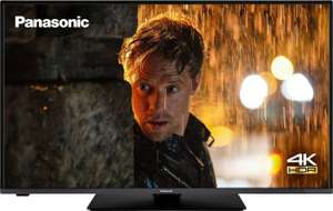 """TV 50"""" Panasonic TX-50HXW584 - LED, UHD 4K, HDR10, Dolby Vision, Smart TV (Frontaliers Suisse)"""