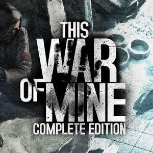 Jeu This War of Mine: Complete Edition sur Nintendo Switch (Dématérialisé)