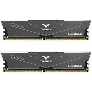 Kit mémoire RAM Team T-Force Vulcan Z (TLZGD416G3200HC16CDC01) - 16 Go (2x8 Go), DDR4, 3200 MHz, CL16