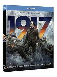 Sélection de Blu-ray à 6.99€ - Ex: 1917, Invisible Man ou Fast & Furious : Hobbs & Shaw Édition SteelBook