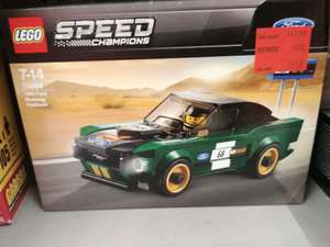 Jouet Lego Speed Champions - Ford Mustang (75884) - Nantes (44)